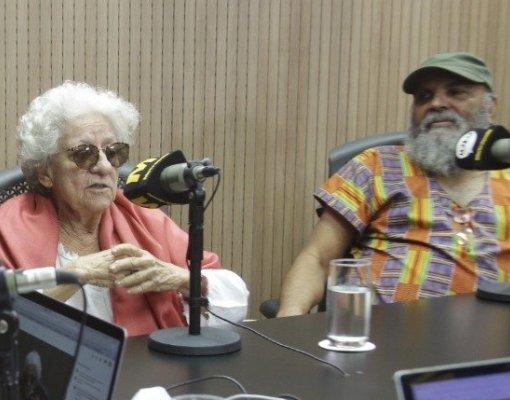 Arlete Soares e J. Cunha