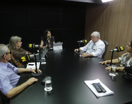 Haroldo Peixoto, Alba Peixoto e Roberto Alban