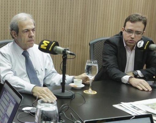 Augusto Tuffi e Fernando Nunes