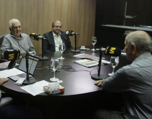 José Carlos, Roberto Sá e Heitor Ghissoni