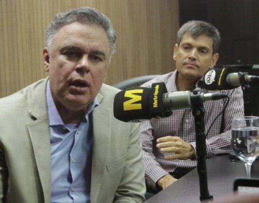 Eduardo Novaes e Luis Claudio