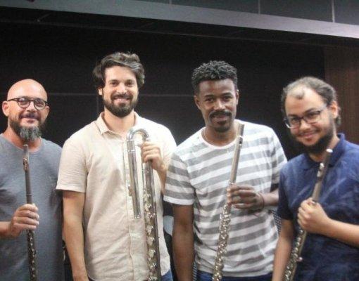 Quarteto de Flautas da Bahia