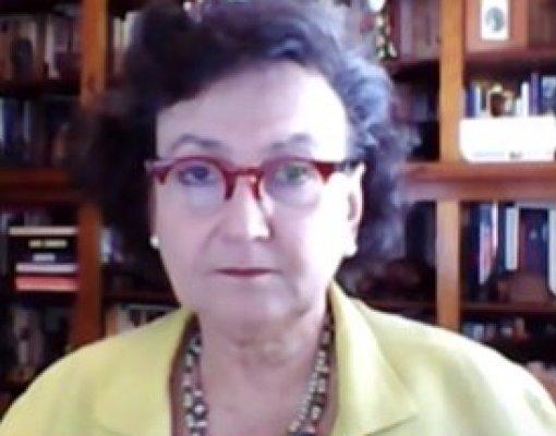 Dra. Margareth Dalcolmo