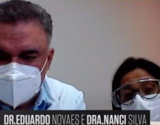 Eduardo Novaes e Nanci Silva