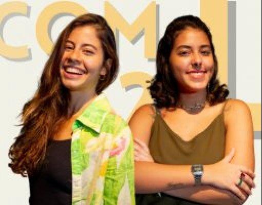 Kamille Martinho e Danielle Campos