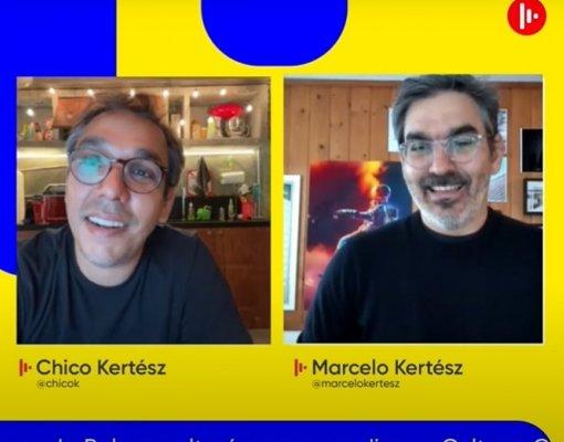 Marcelo Kertész e Chico Kertész