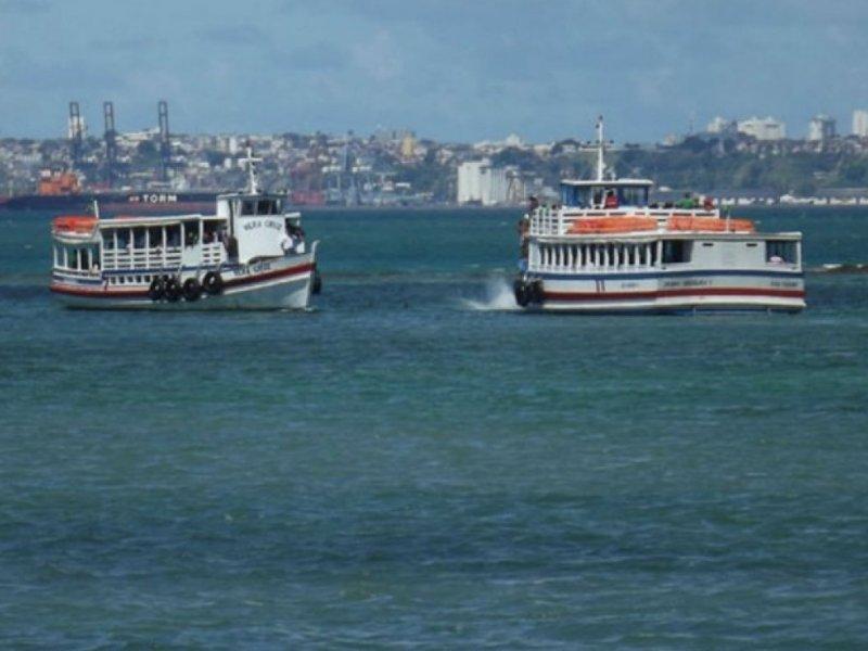 Travessia Salvador-Mar Grande é interrompida por mau tempo
