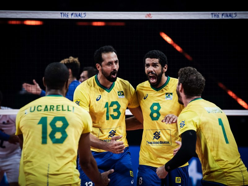 Olimpíada: Japão é próximo adversário do Brasil no vôlei