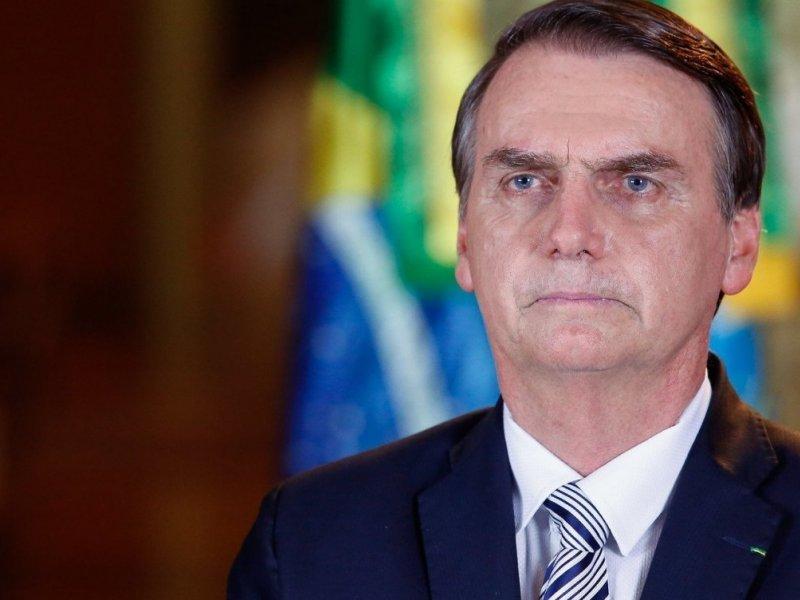Teste de Bolsonaro para Covid-19 tem resultado negativo após infecção de comitiva nos EUA