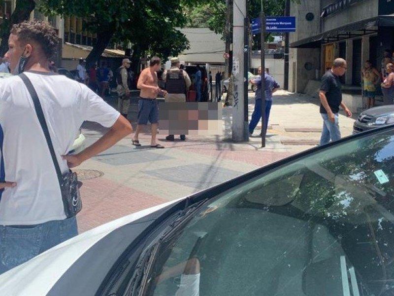 Polícia prende suspeito de ser mandante do assassinato de guardador de carros na Barra