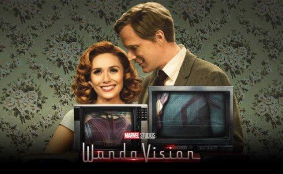 WandaVision: primeira série da Marvel no canal Disney +