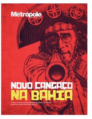 Novo cangaço na Bahia