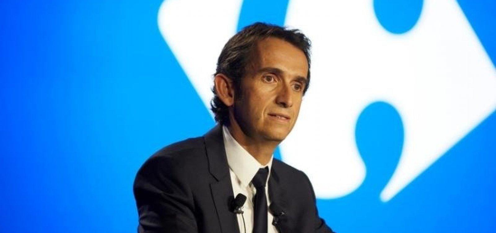 CEO global do Carrefour lamenta morte de João Alberto e cobra revisão do treinamento de funcionários