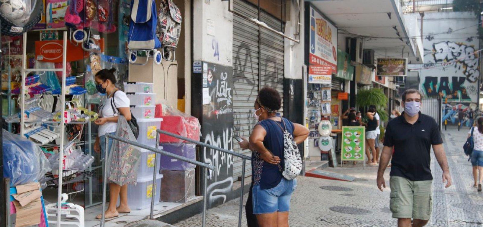 PIB do Brasil cresce 7,7% no 3º trimestre, mas não compensa perdas com pandemia