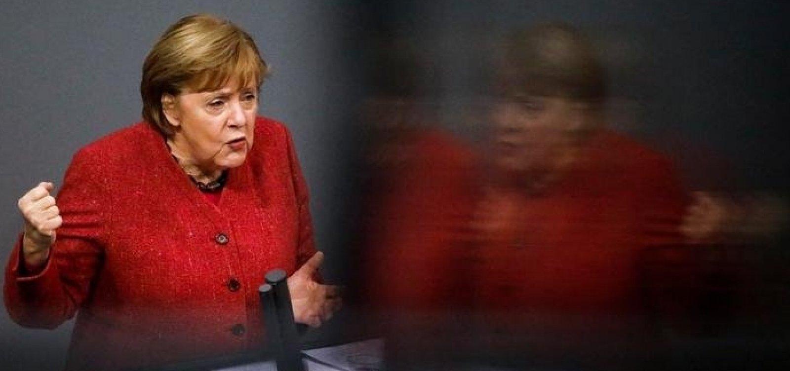 Segunda onda na Europa: Alemanha determina fechamento de comércios e escolas