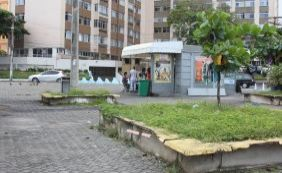 Você Repórter: Praça Marconi sofre com o abandono por parte da prefeitura