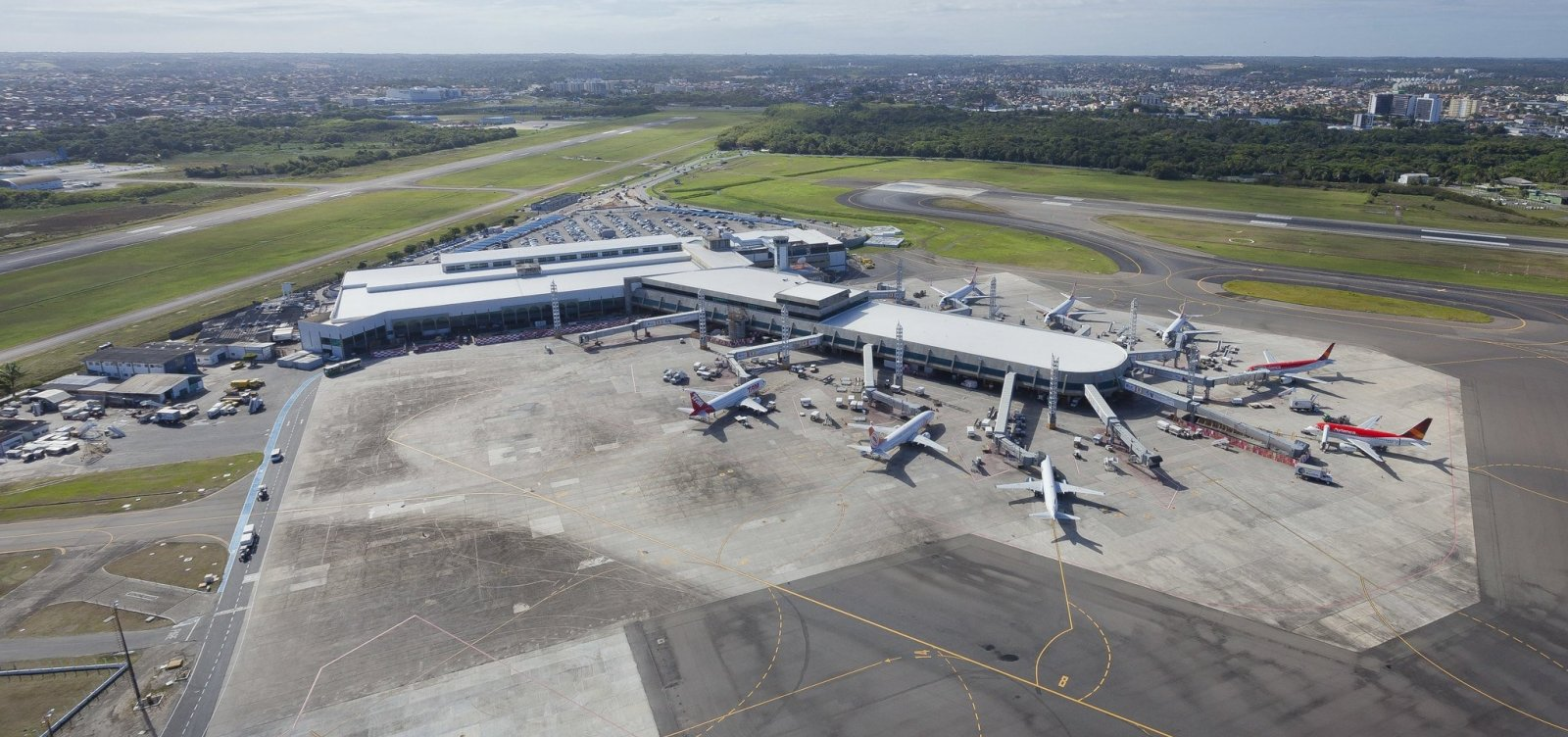 Brasil anuncia proibição da entrada de passageiros do Reino Unido