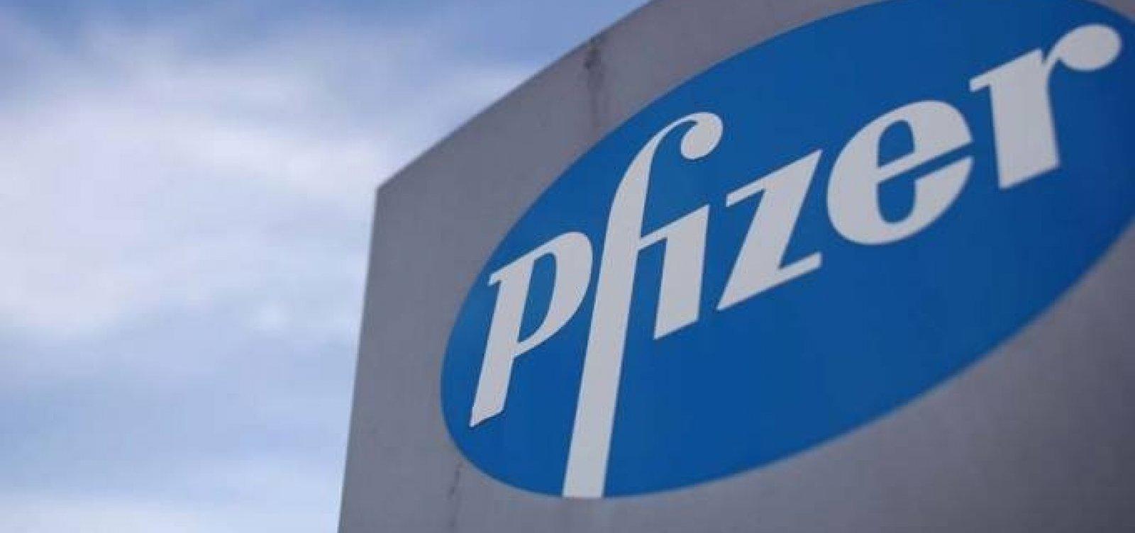 Pfizer diz que não negocia vacina com estados e mantém diálogo com governo federal