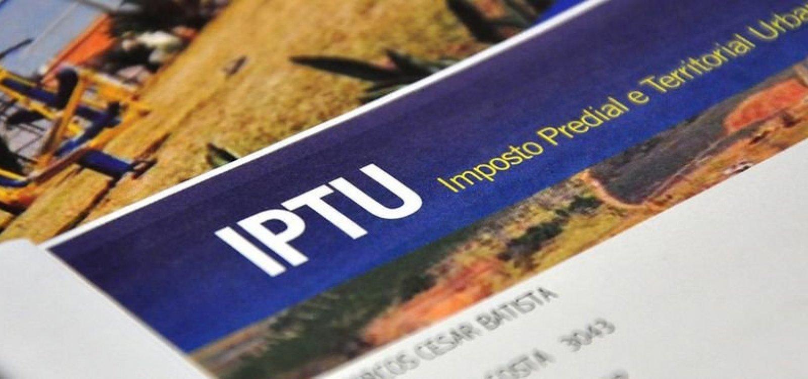 IPTU de 2021 é disponibilizado para pagamento