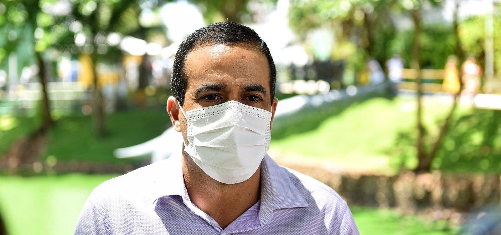 Prefeitura de Salvador pedirá prioridade para receber Coronavac