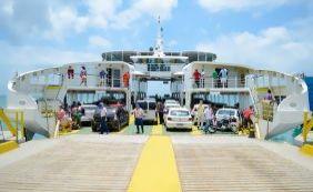 Ferry Boat: confira como está o movimento nesta tarde de Natal