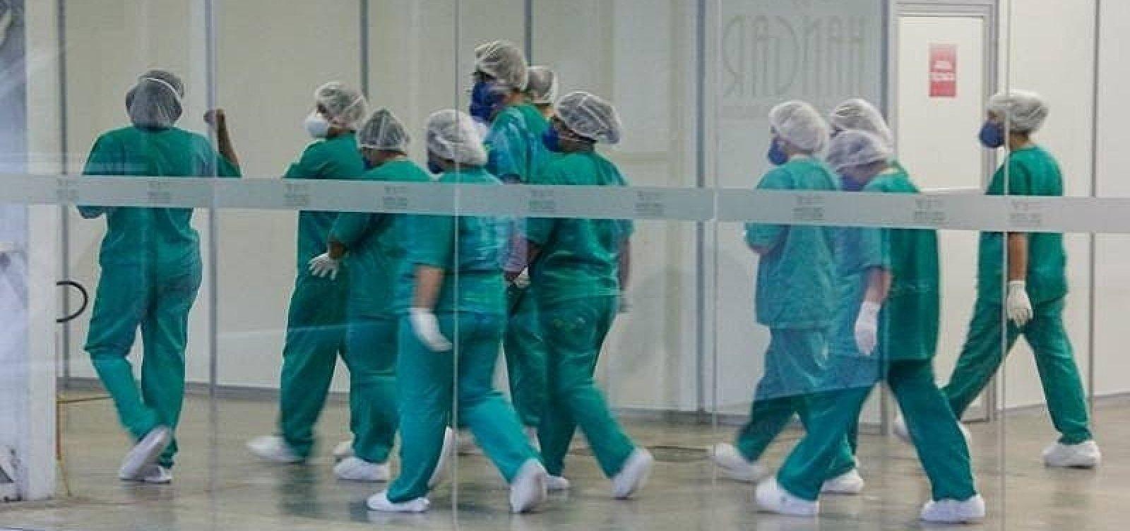 Estados Unidos batem novo recorde e registram mais de 4 mil mortes por Covid em um único dia