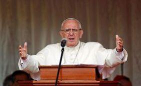 Discurso de Natal: Papa Francisco lança apelo em combate ao terrorismo