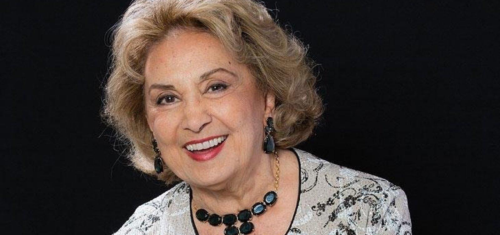 Eva Wilma é internada com pneumonia em São Paulo