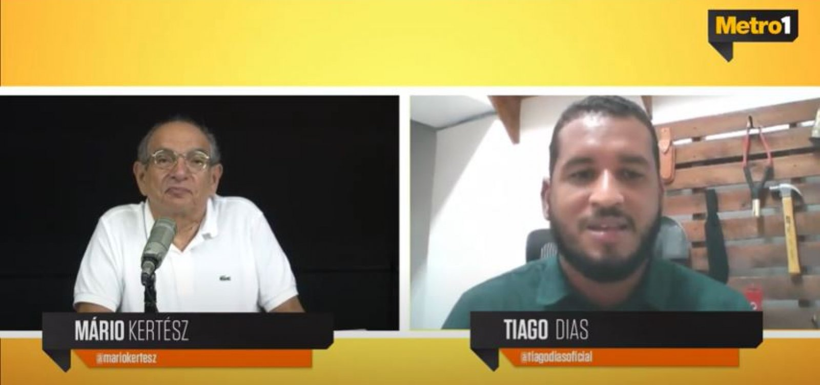 Prefeito de Jacobina dispensa privilégios: 'Empregado da população'