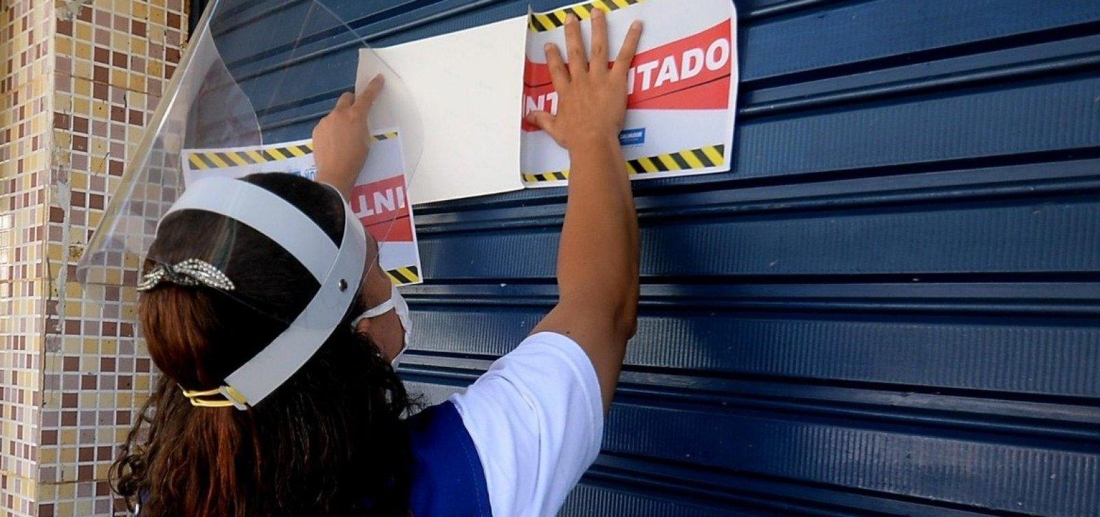 Covid-19: Força-tarefa da Prefeitura realiza mais de mil vistorias no final de semana