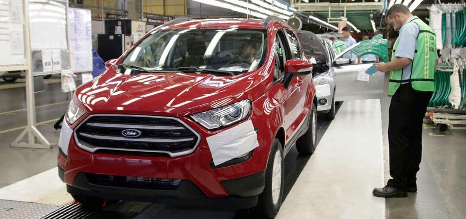 Após 20 anos, fábrica da Ford em Camaçari será fechada; empresa decidiu encerrar produção em todo o Brasil
