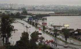 Dilma sobrevoa neste sábado áreas afetadas por enchentes no RS