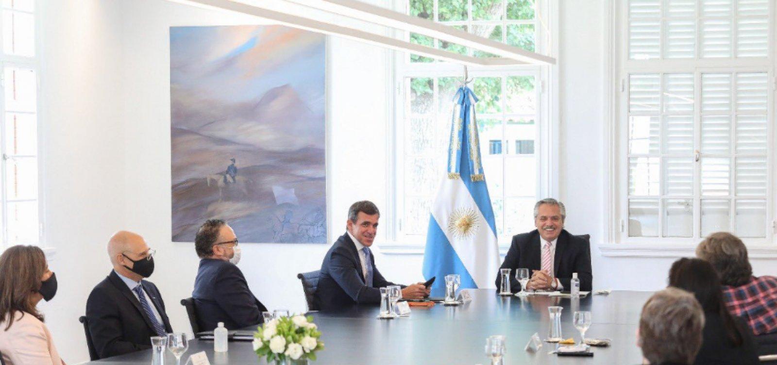Ford pretende investir US$ 580 milhões na Argentina