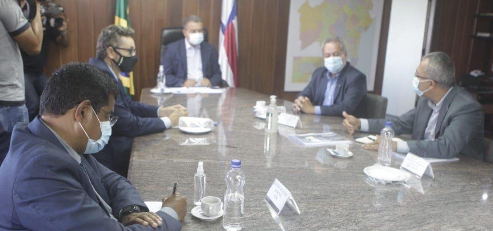 Ford: Grupo de trabalho criado para atrair nova montadora para a Bahia se reúne pela primeira vez