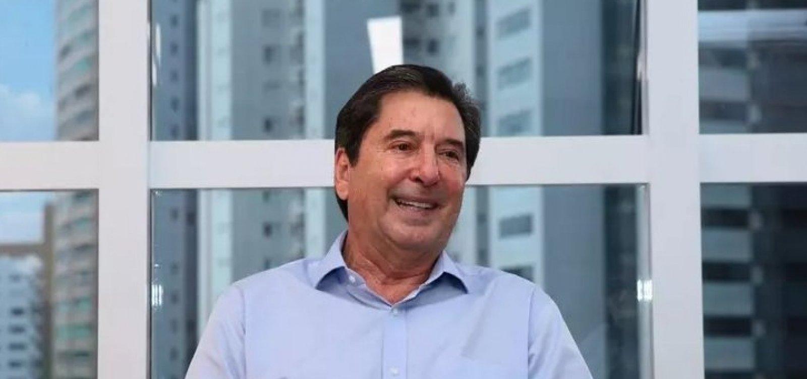 Prefeito licenciado de Goiânia, Maguito Vilela morre aos 71 anos