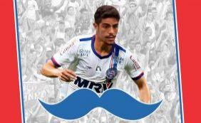 Luisinho é o mais novo atacante contratado pelo Bahia; veja o vídeo