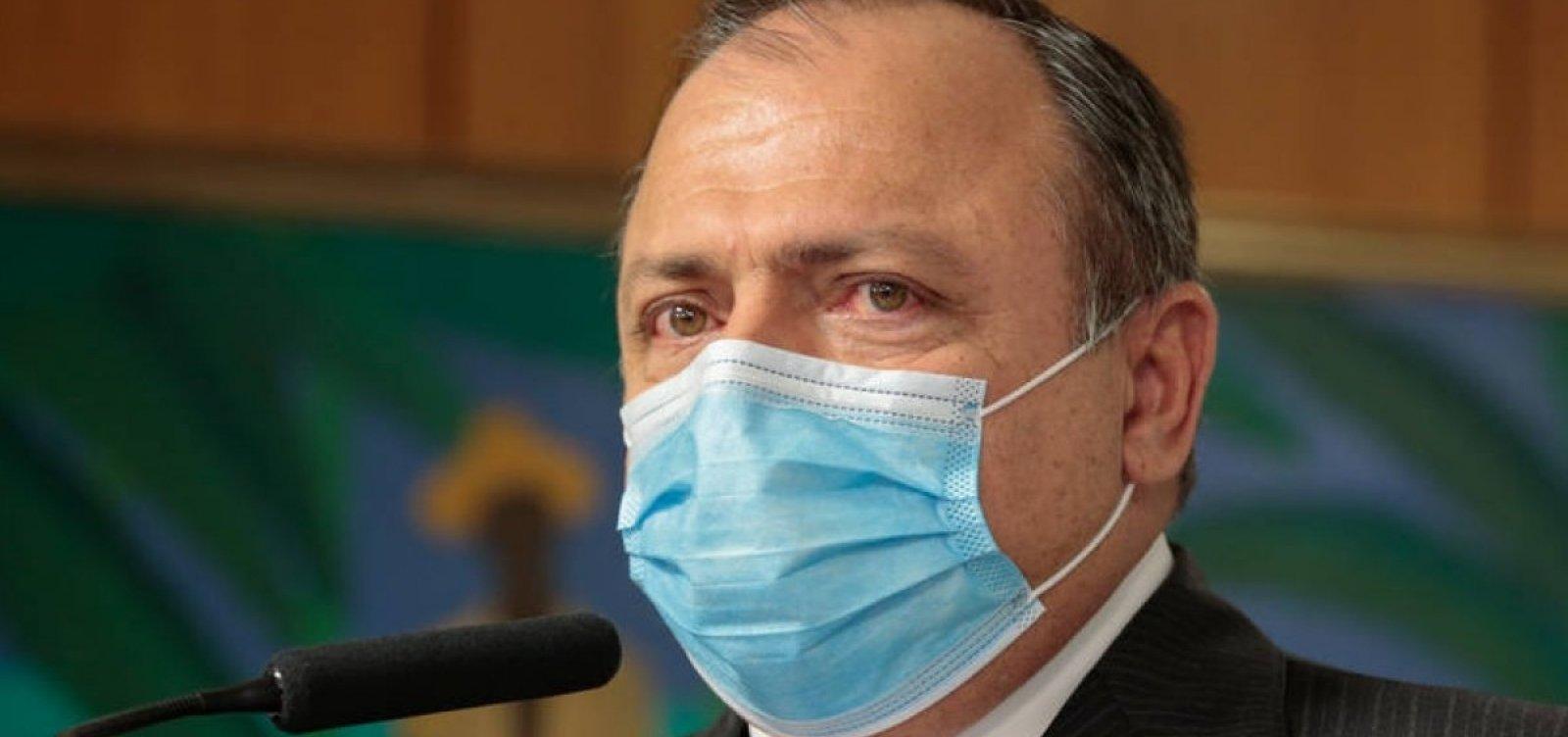 Ministério da Saúde avalia fazer evento para celebrar início da vacinação contra Covid-19