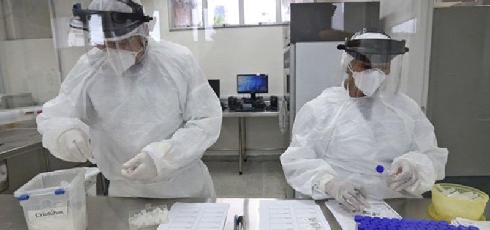 Bahia registra 32 óbitos e 3.094 novos casos de Covid-19 nas últimas 24h
