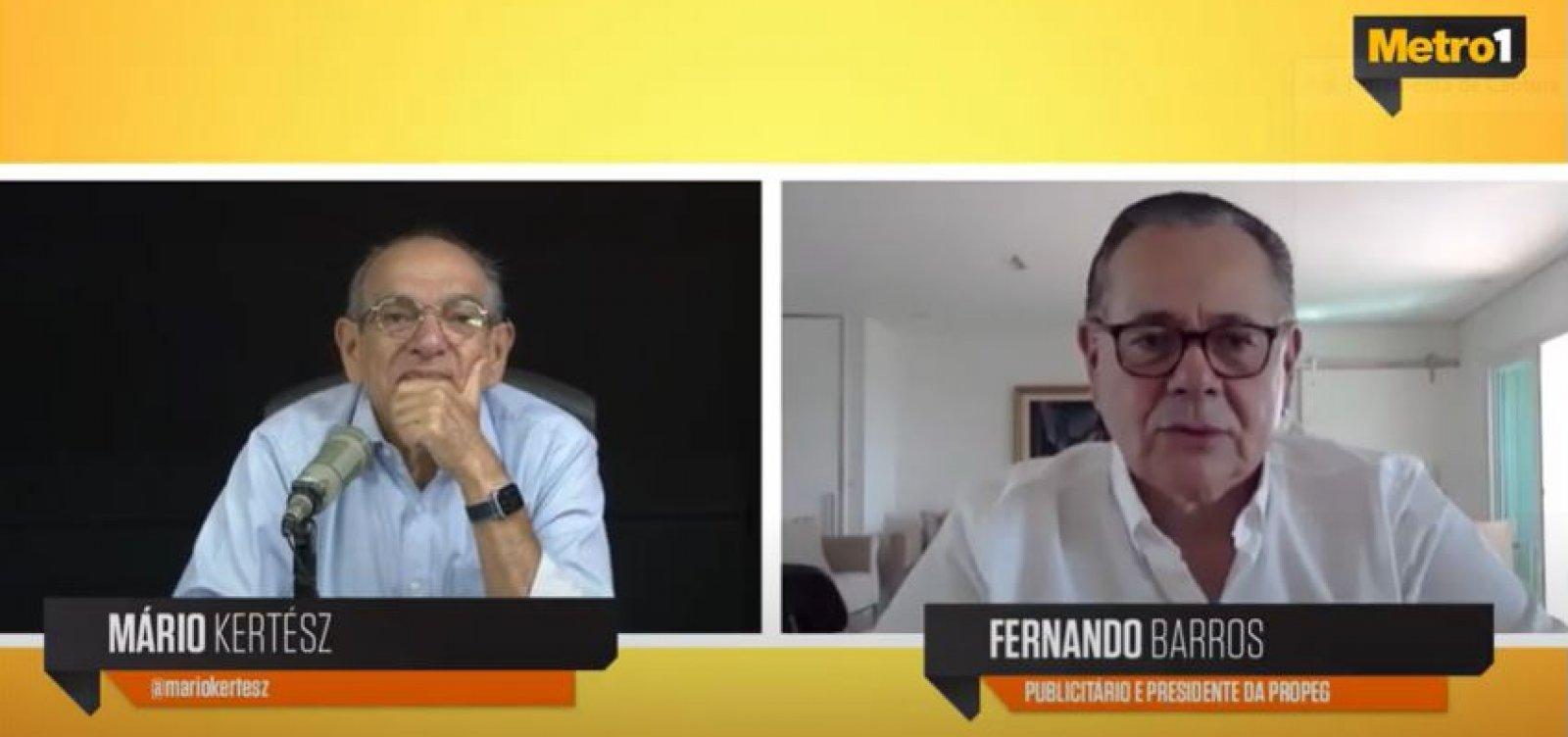 Fernando Barros lembra repercussão do anúncio que trouxe a Ford para a Bahia