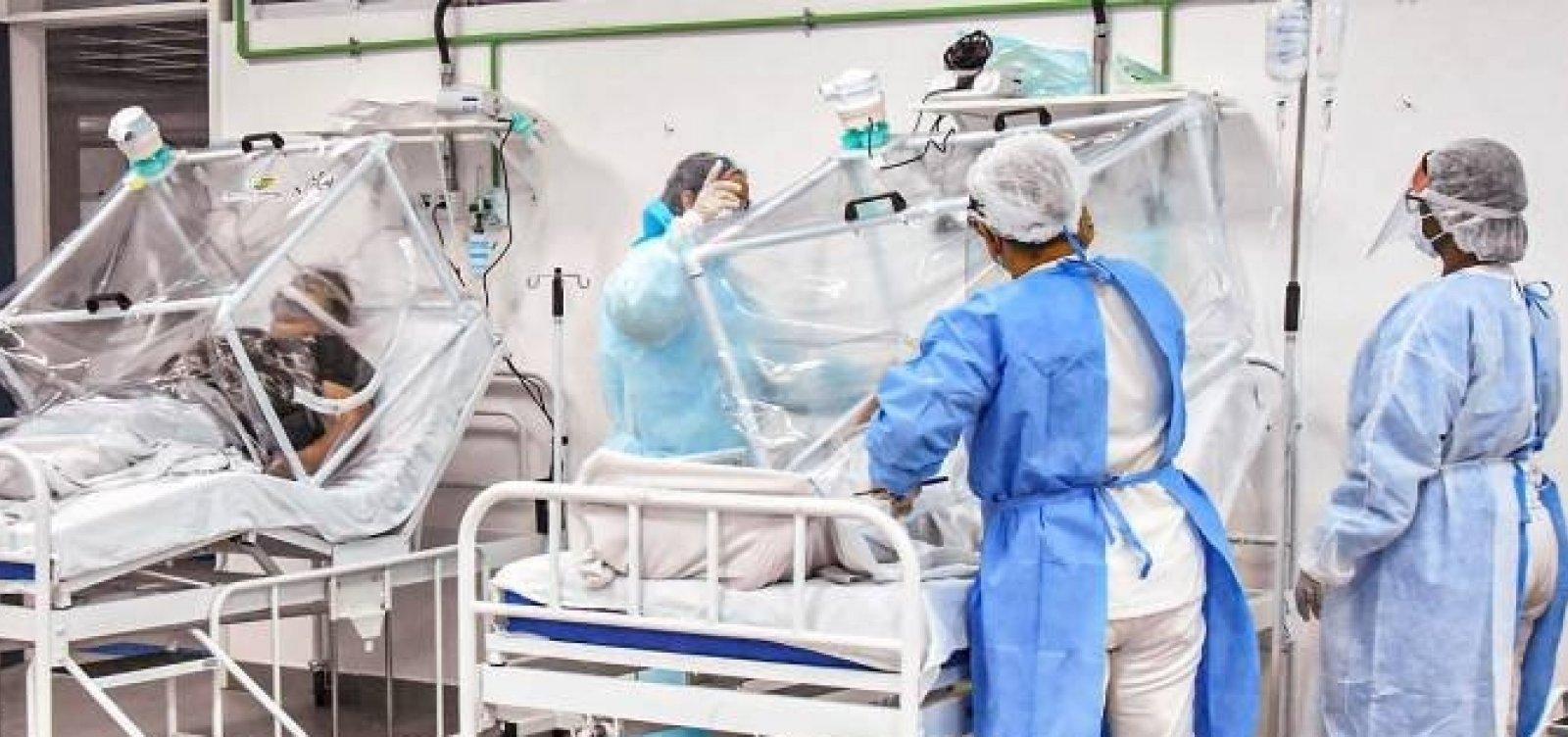 Com falta de oxigênio em Manaus, médicos dizem ter que escolher quem receberá assistência