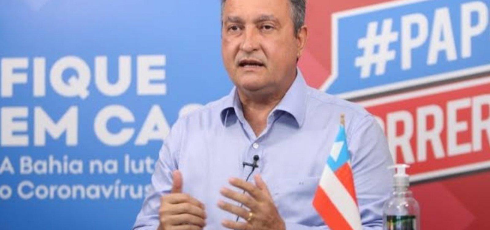 Rui Costa vai a Brasília buscar investimentos para a Bahia após saída da Ford de Camaçari