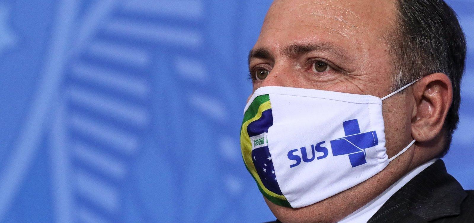 Pazuello reconhece 'colapso' na saúde de Manaus