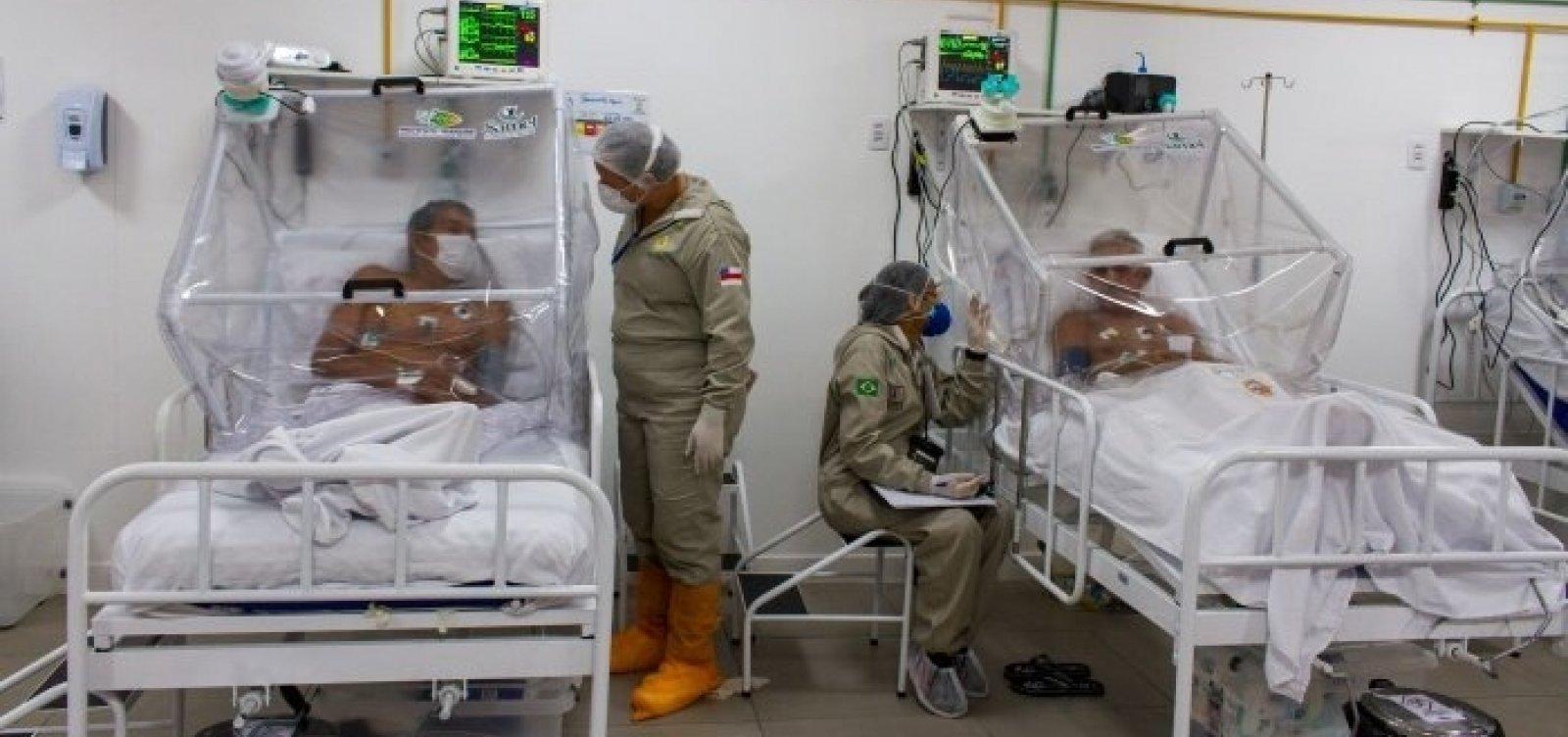 Transferência de pacientes do Amazonas alerta para transmissão da variante da Covid-19