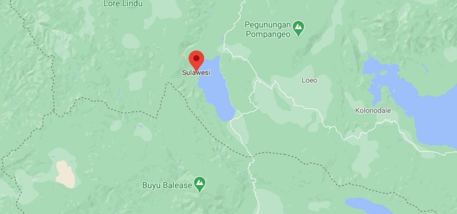 Terremoto deixa 35 mortos na Indonésia