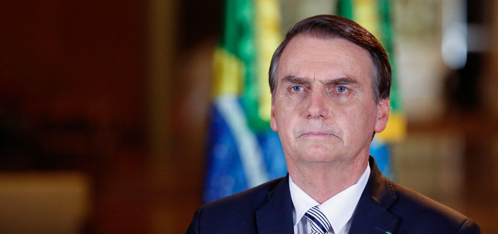 'Fizemos nossa parte', diz Bolsonaro sobre colapso na saúde de Manaus