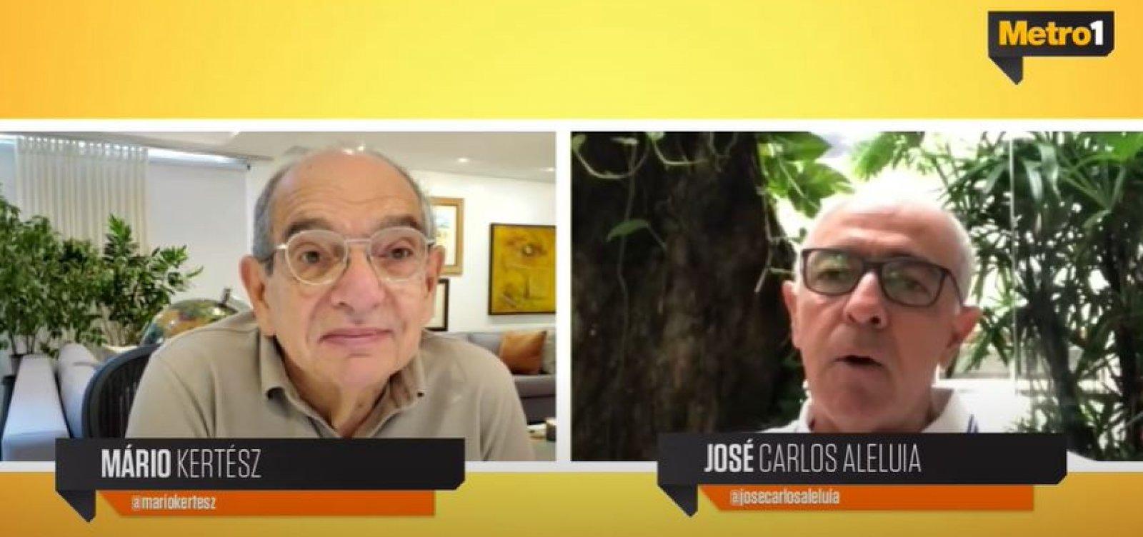 Ex-deputado, Aleluia destaca articulação política para trazer Ford para a Bahia