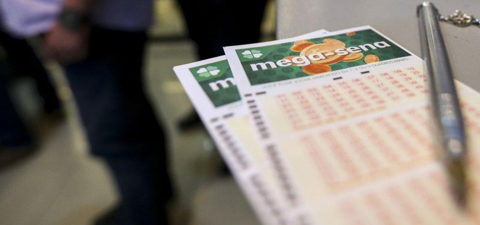 Mega-Sena pode pagar prêmio de R$ 13 milhões neste sábado