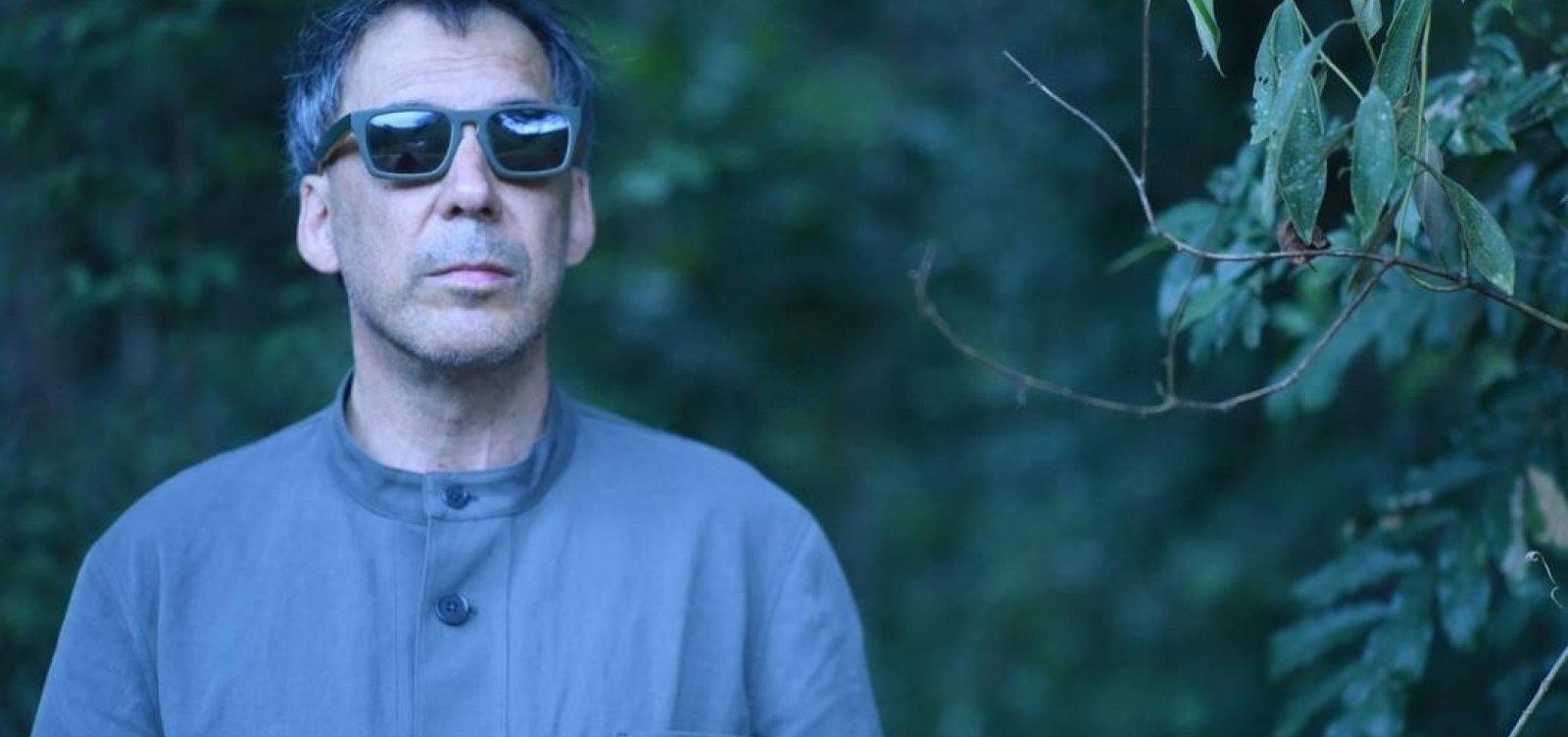 Arnaldo Antunes lança livro de poesia: 'algo antigo'