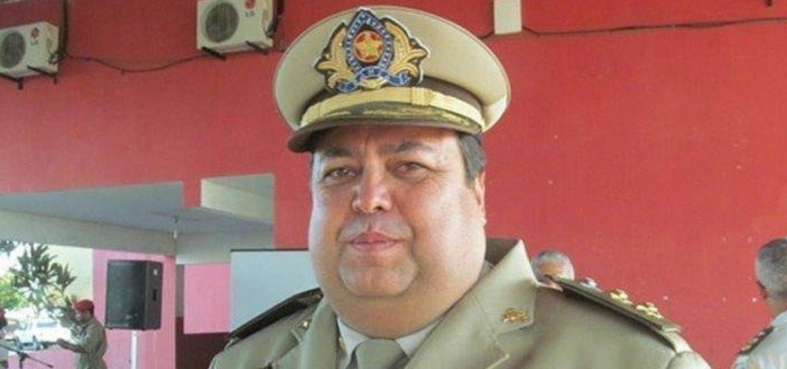 Coronel Adson Marchesini é o novo comandante-geral do Corpo de Bombeiros da Bahia