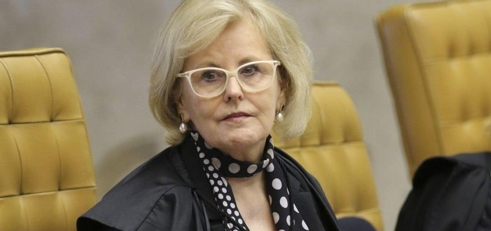 Rosa Weber assume plantão do STF durante recesso de Luiz Fux